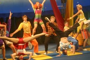 Circus Smirkus 2010