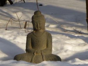 Snowy-Buddha
