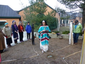 Abenaki Elder, Dee Brightstar
