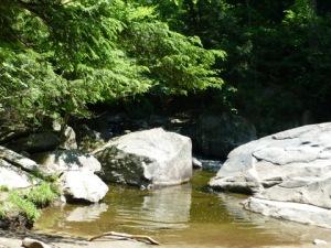 summer-stream