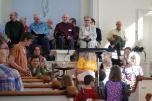 Choir_Sunday