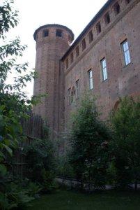 Castle, Turino