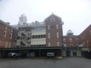 The former St. Joseph Orphanage